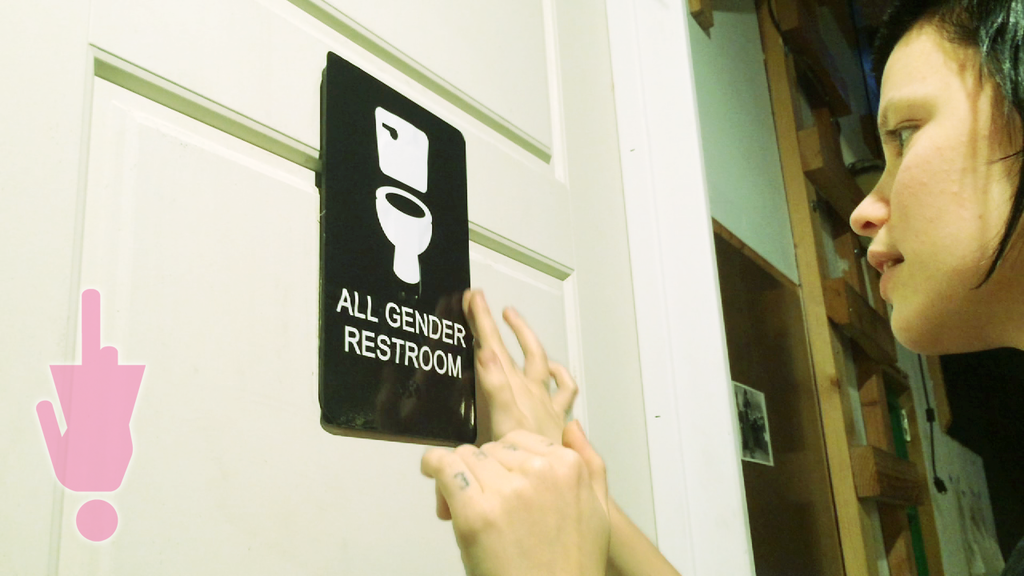 All-Gender-Restroom Sticker: a Call to Arms project video thumbnail