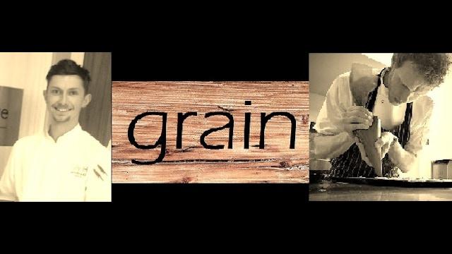 Grain Restaurant Colchester Menu