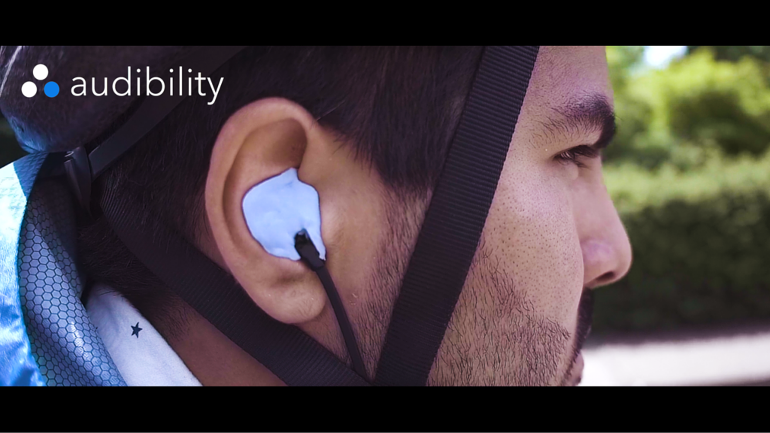 Custom-fit earphones designed to fit your EarPrint in just 10 minutes, and stay put for any activity. It's quick, easy, and affordable.