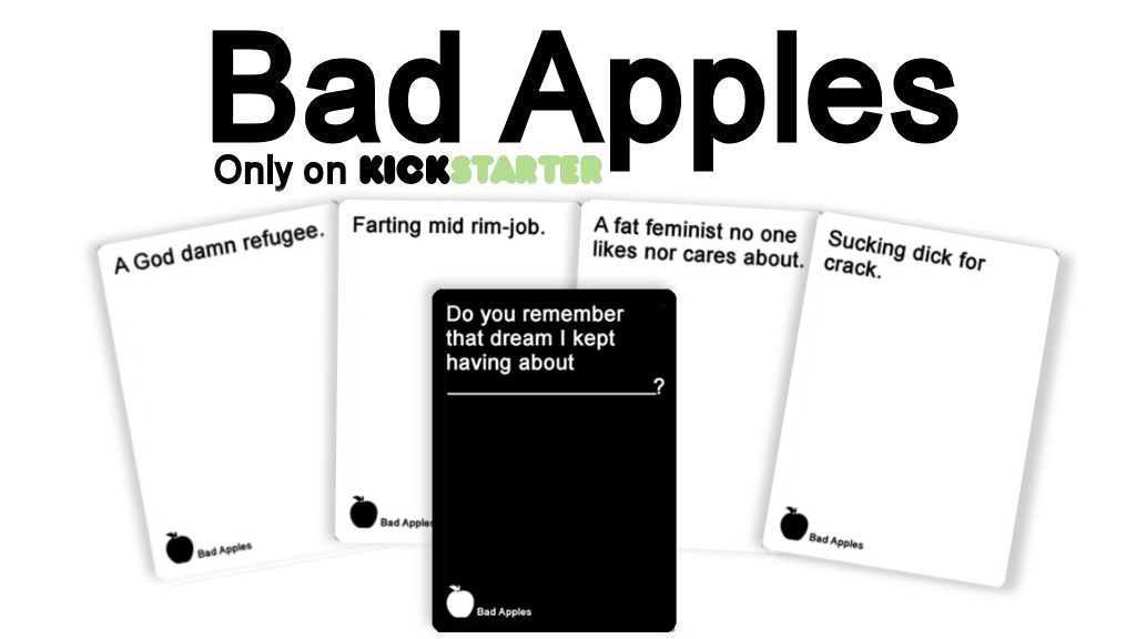 Project image for Bad Apples™-The offensively funny VERY unofficial expansions