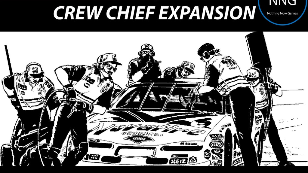 Thunder Alley : Crew Chief by Richard Launius - Final Lap! project video thumbnail