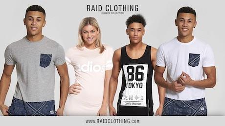 Raid Clothing: Summer collection. by Raid Clothing ...