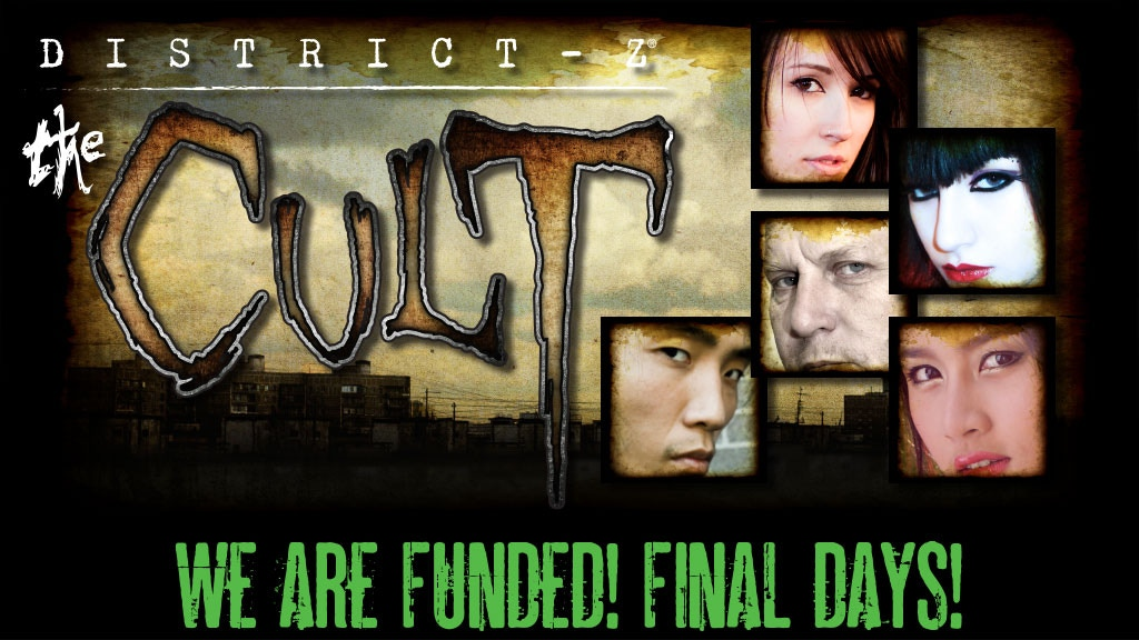 District-Z: The Cult project video thumbnail