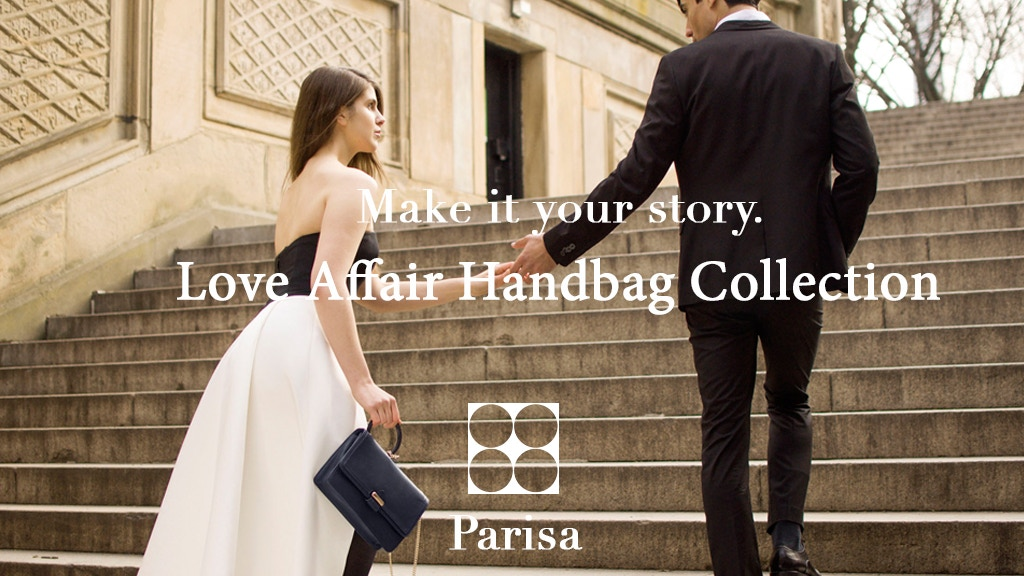 Make It Your Story With Love Affair Handbag By ParisaNYC project video thumbnail