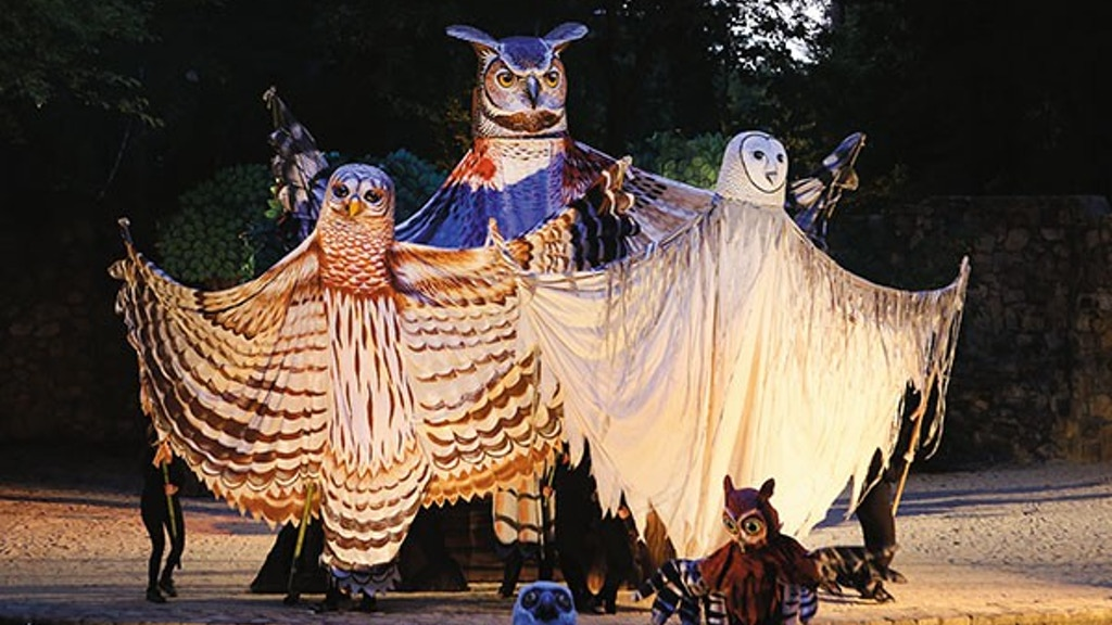 Paperhand Puppet Intervention: The Beautiful Beast project video thumbnail