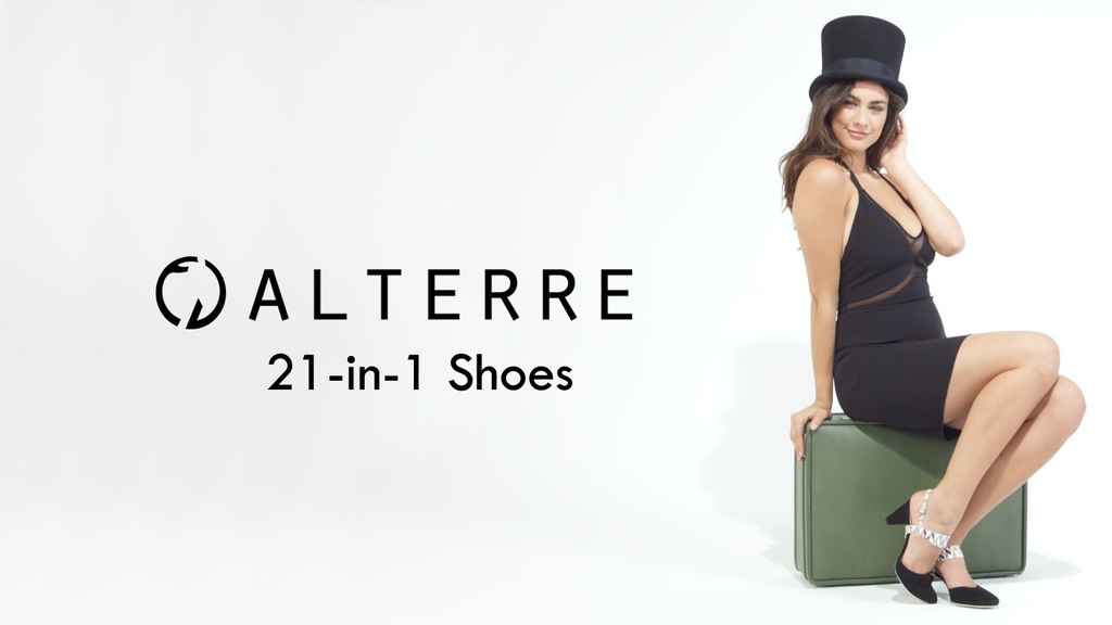 Alterre Shoes: A 21-in-1 Shoe as Versatile as You project video thumbnail