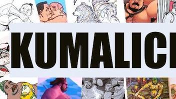 KUMALICIOUS: Bigger Men of Color + Gay Japanese Manga