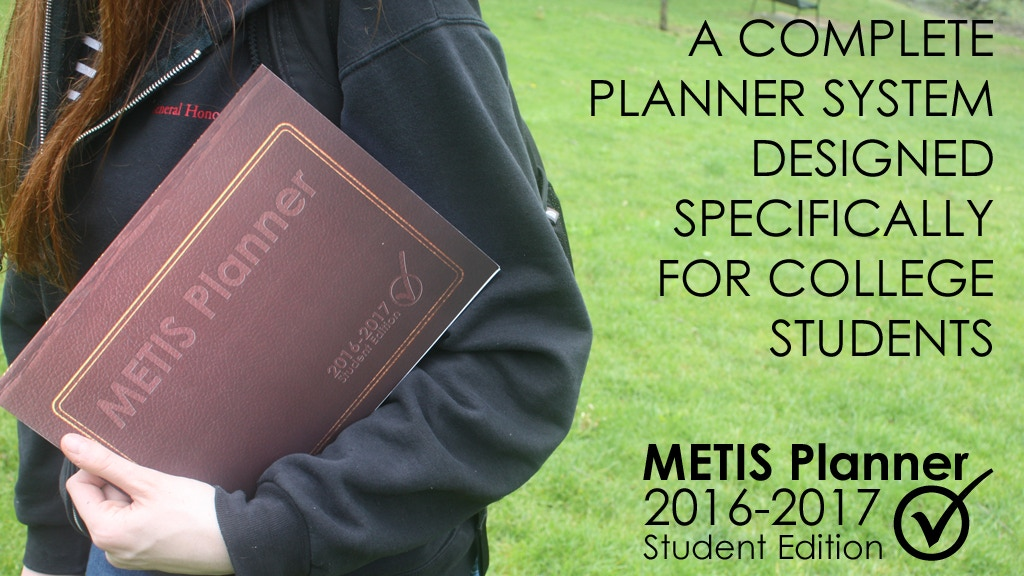 METIS Planner: An Organizational System For College Success project video thumbnail