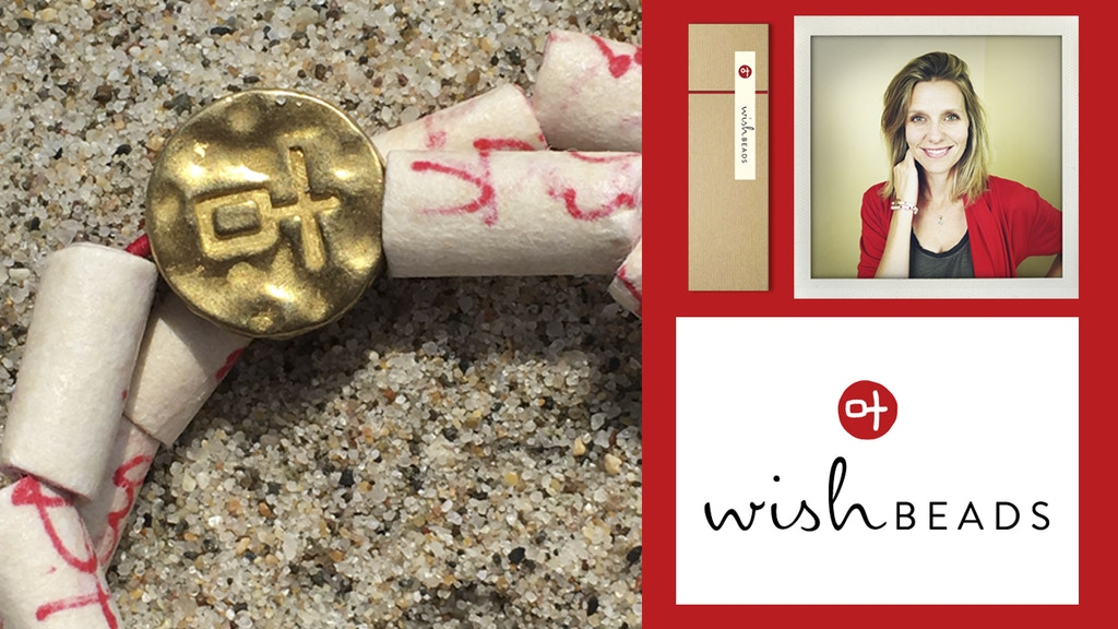 wishbeads: write. wear. watch your wishes come true. project video thumbnail
