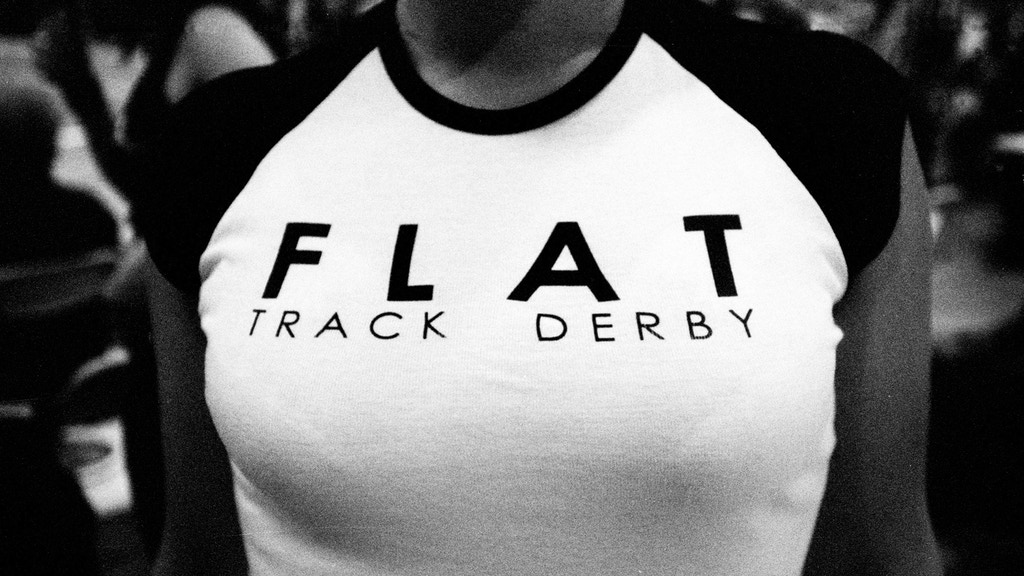 Texas Rollergirls: Flat Track Derby Book project video thumbnail