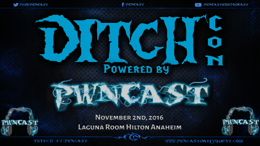 DitchCon 2016 Pre BlizzCon Party Powered by PWNCAST project video thumbnail