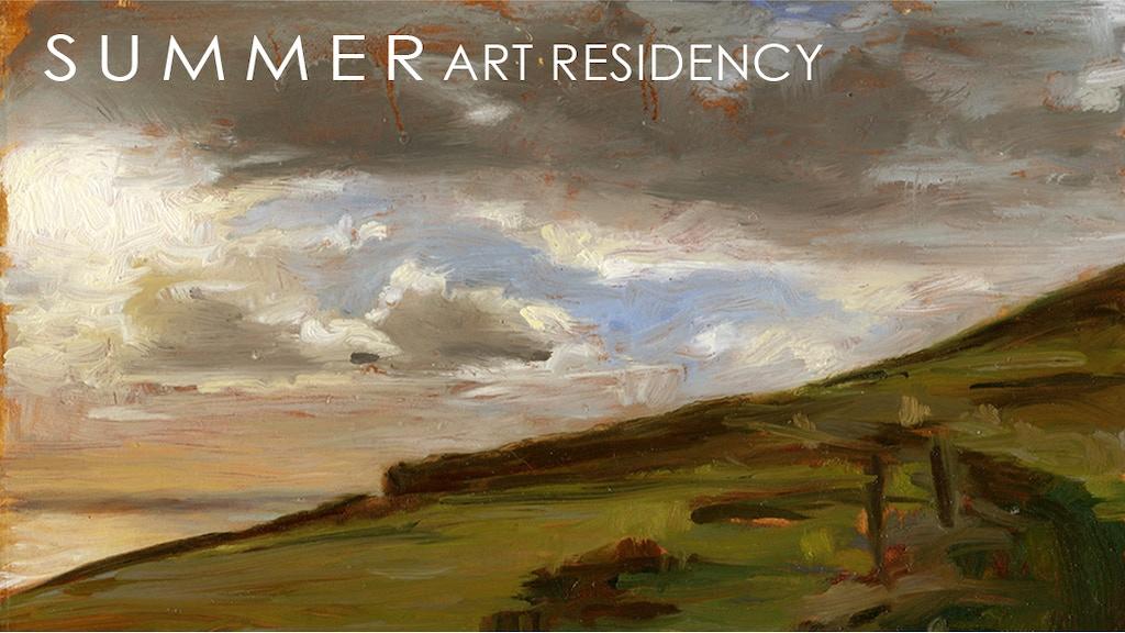 Summer Art Residency project video thumbnail