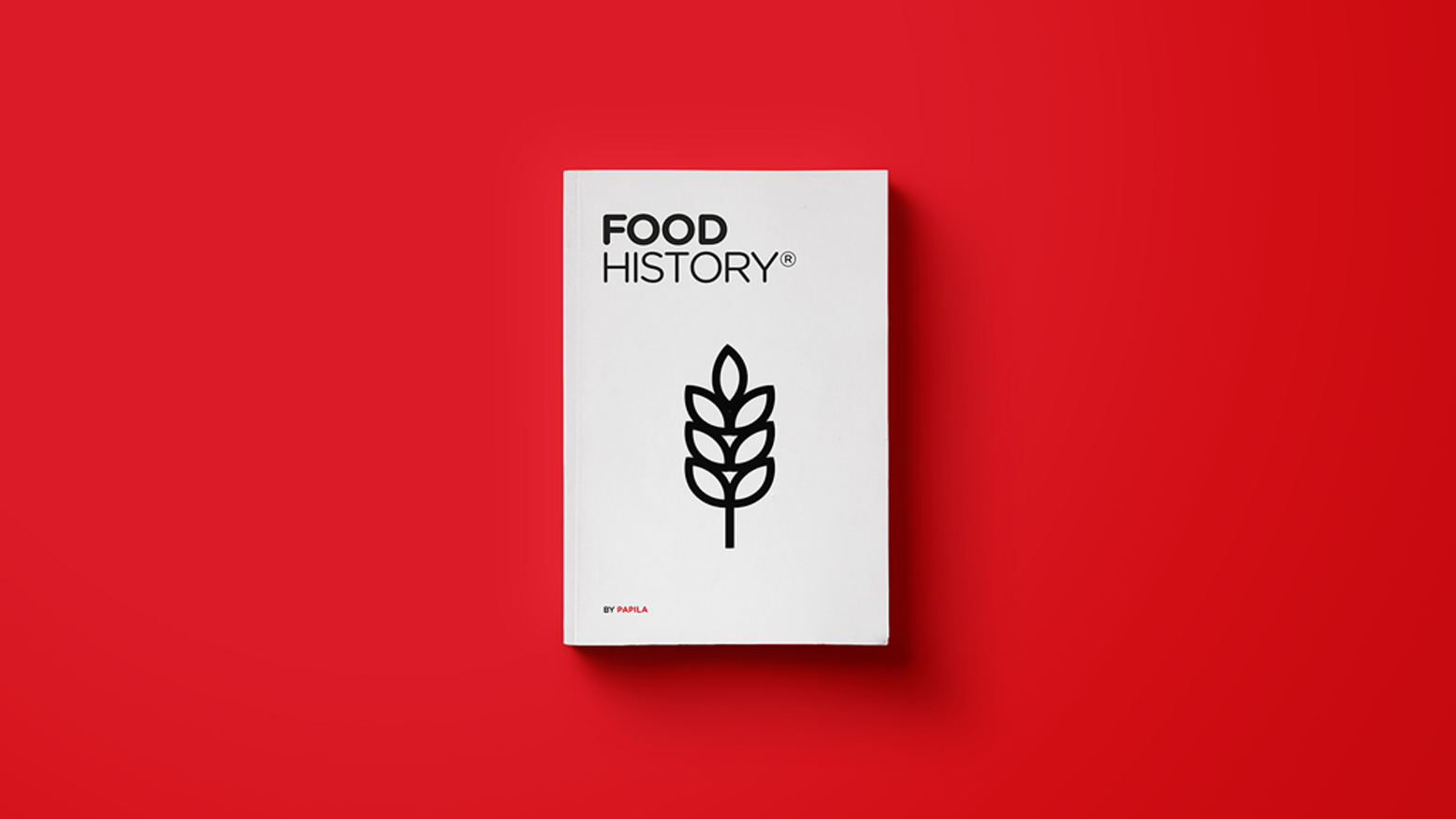Food History is a project which explains how the relationship between food and human beings has evolved throughout history.