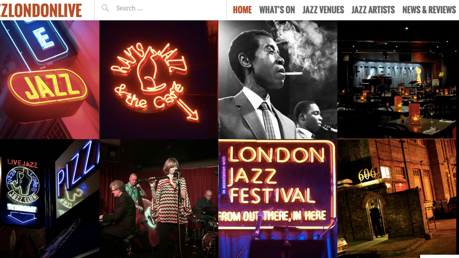 JazzLondonLive by Sarah Chaplin » JAZZLONDONLIVE now out on