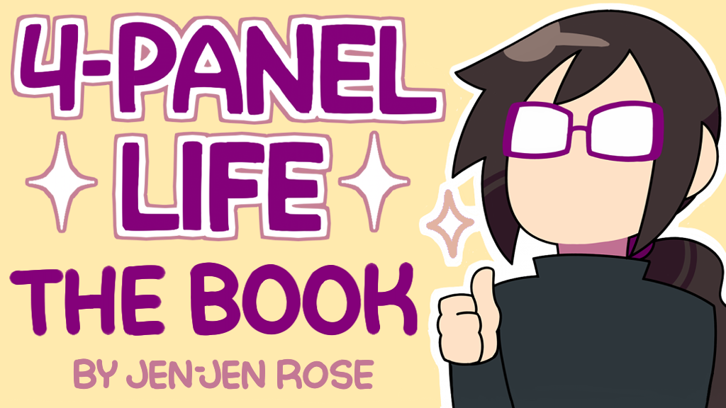 4-Panel Life: THE BOOK project video thumbnail