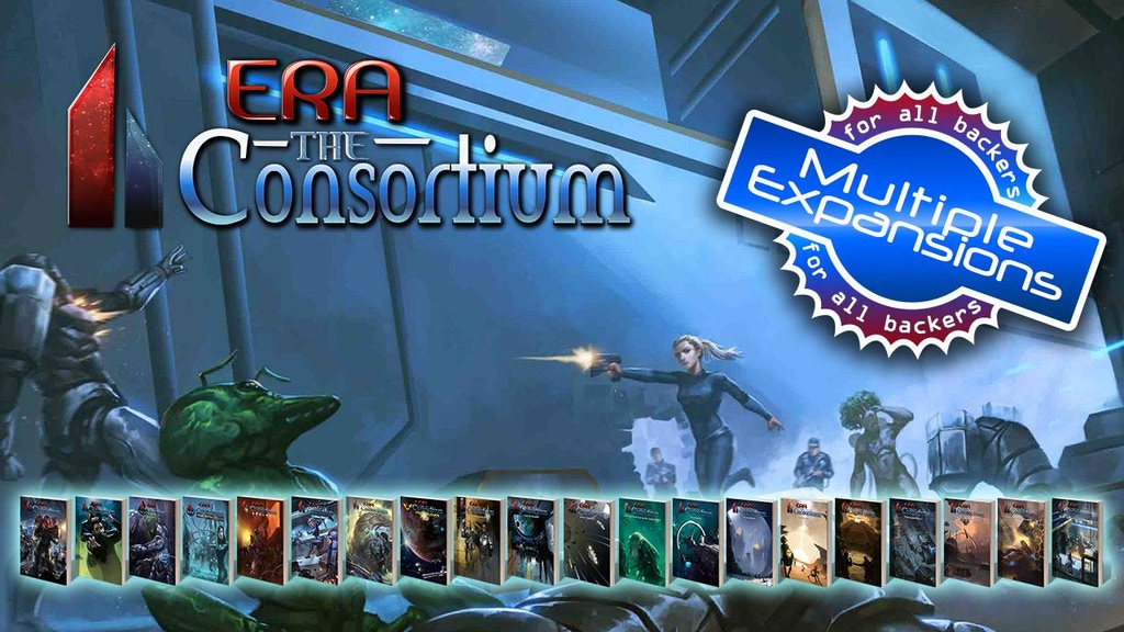 Era: The Consortium - A Universe of Expansions project video thumbnail