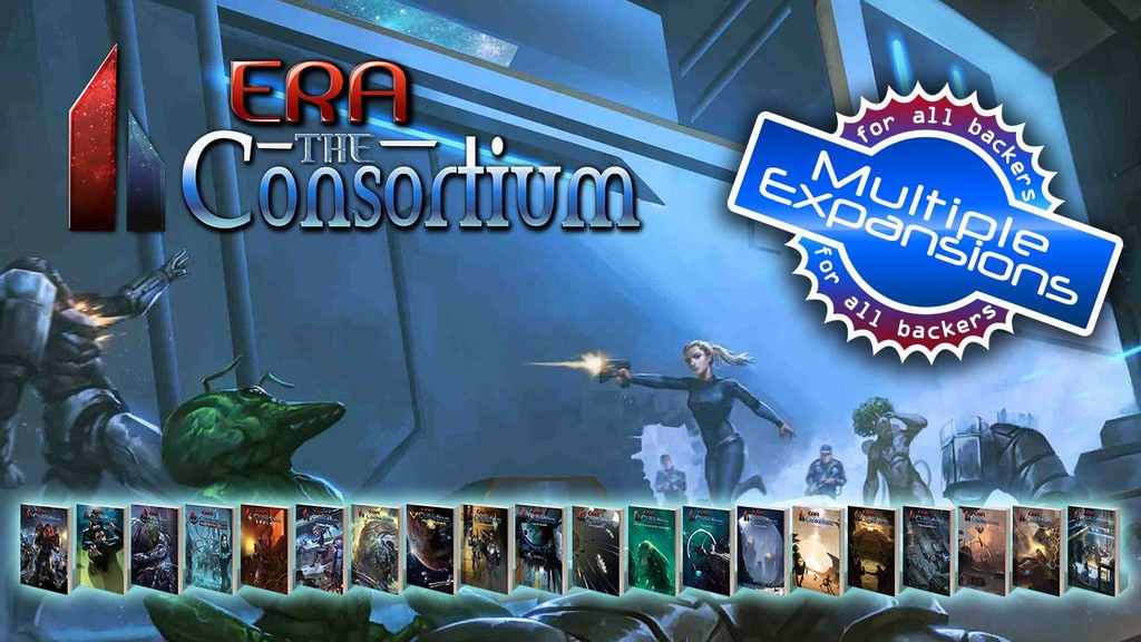 Era: The Consortium - A Universe of Expansions! project video thumbnail