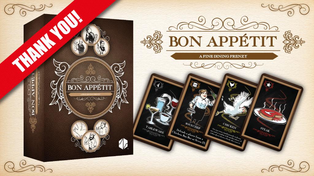 Bon Appétit - A Fine Dining Frenzy project video thumbnail