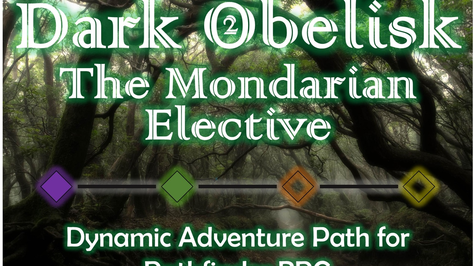 Part 2 of the Adventure Path, continuing the approach of lush with novel-caliber NPCs, dynamic plot arcs, and richly detailed maps.