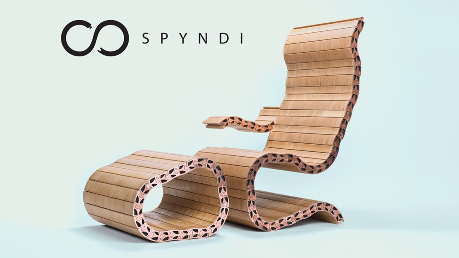 Comfortable + entertaining + multifuncional + exclusive + luxurious + masterpiece + durable + smart + adjustable + affordable = SPYNDI