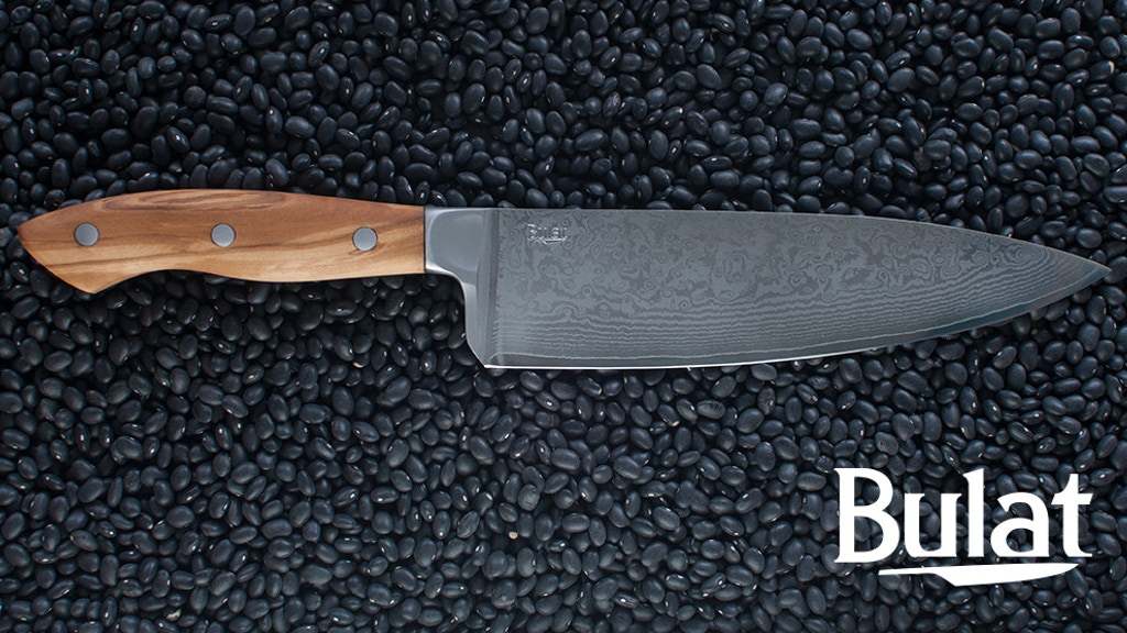 Bulat: Your Go-To Kitchen Knife project video thumbnail