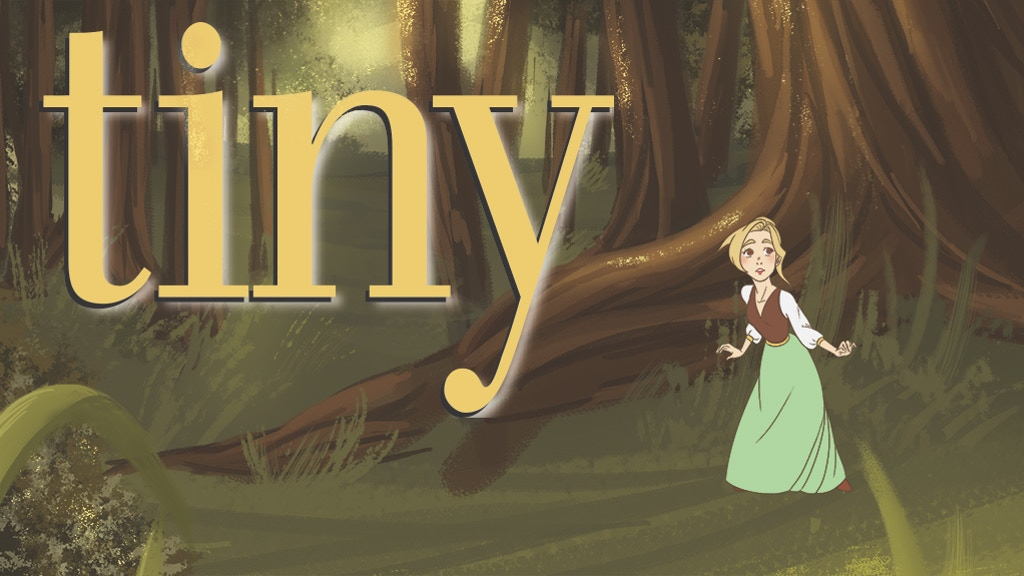 Tiny: a comic adaptation of Thumbelina project video thumbnail