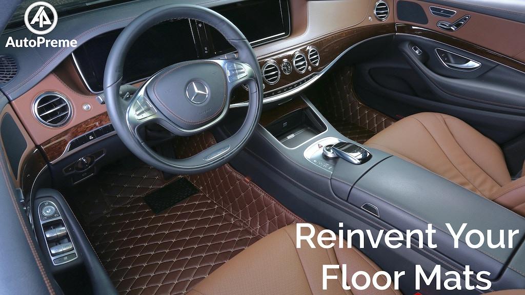 AutoPreme: Reinvent Your Floor Mats project video thumbnail