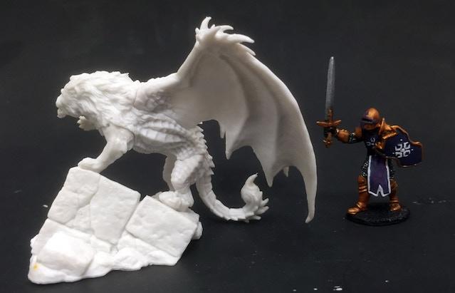 Shub Niggurath Goat Reaper Miniatures Bone...