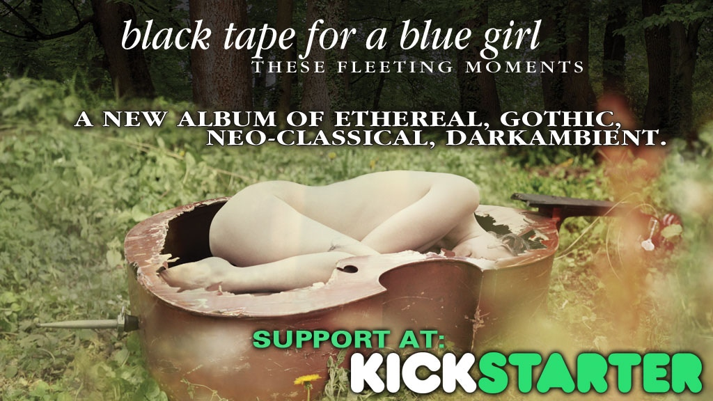 """Black tape for a blue girl: """"These fleeting moments"""" deluxe project video thumbnail"""