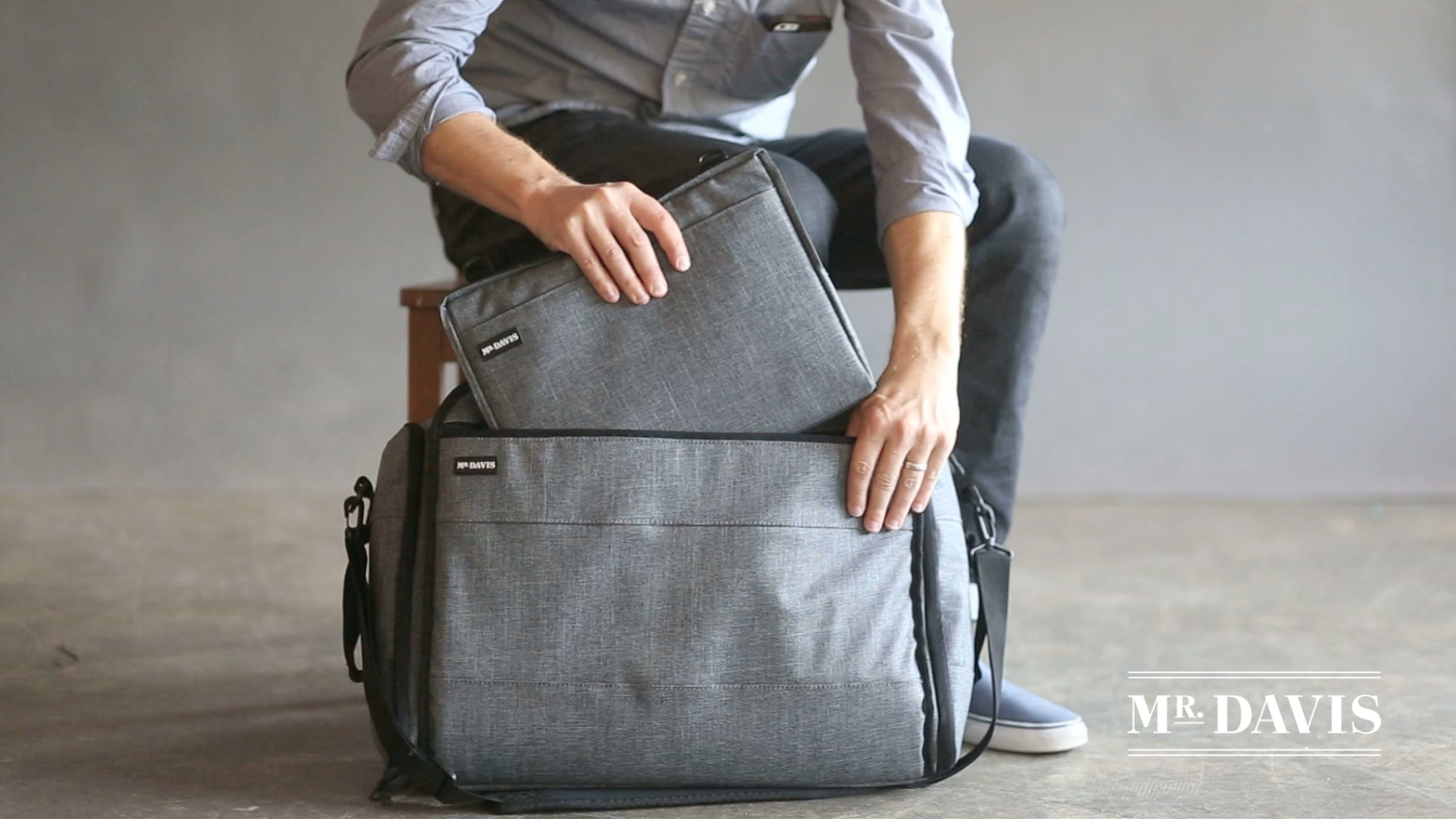 Continuum Bag: The Best Carry-On for One Bag Travel by Jeremy ...