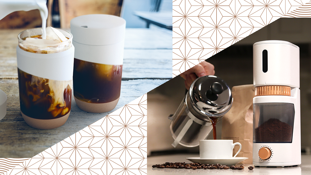 Voltaire Smart Grinder + Ever Cup Travel Mug project video thumbnail