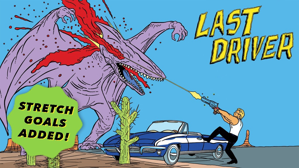 LAST DRIVER. A new way to see the end of the world. project video thumbnail