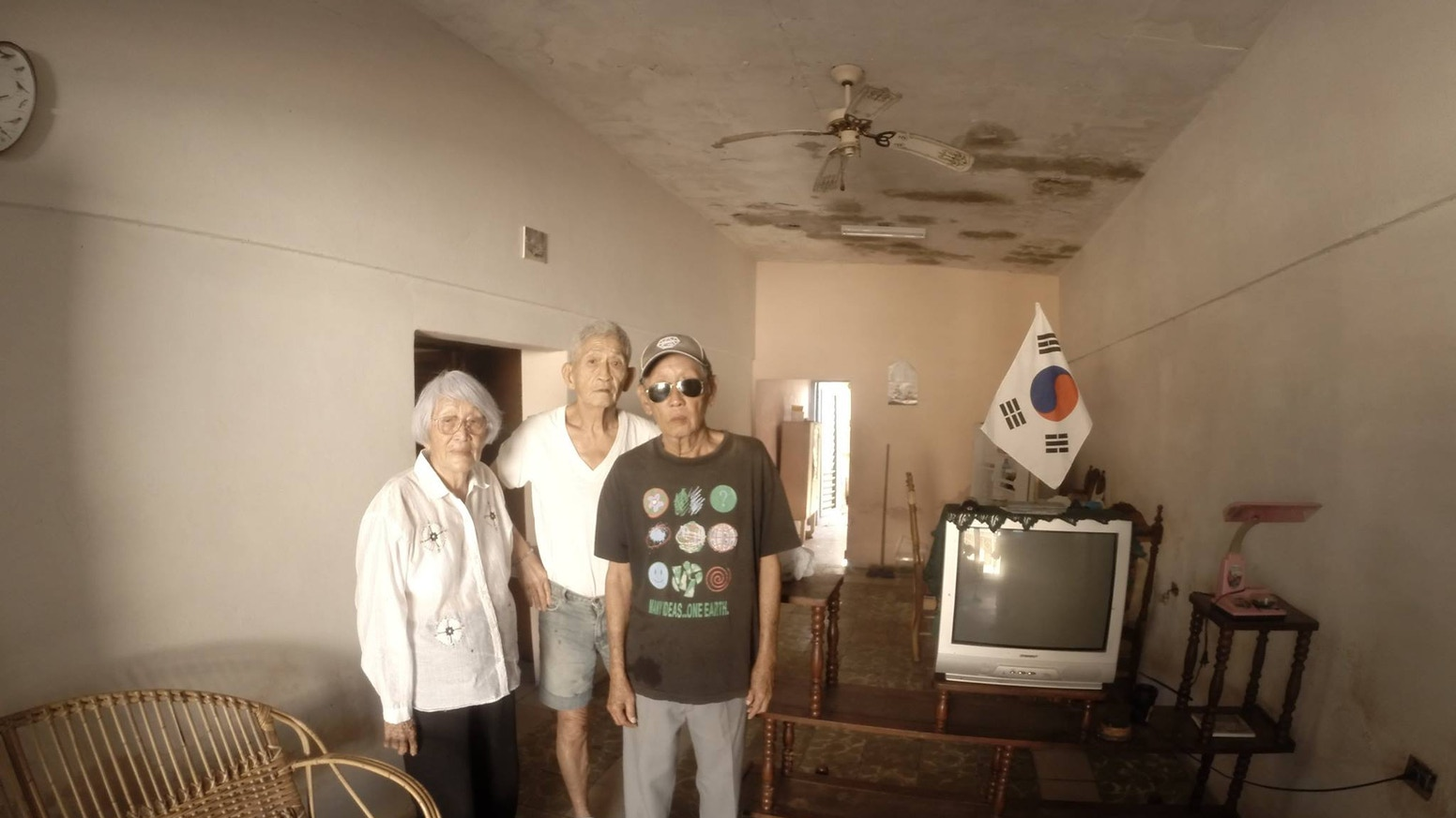 I am making a documentary on this Korean family in Cuba who helped bring Korea's independence and the Cuban revolution.
