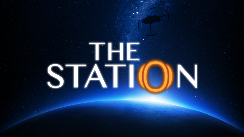 The Station. A first-person sci-fi story exploration game project video thumbnail
