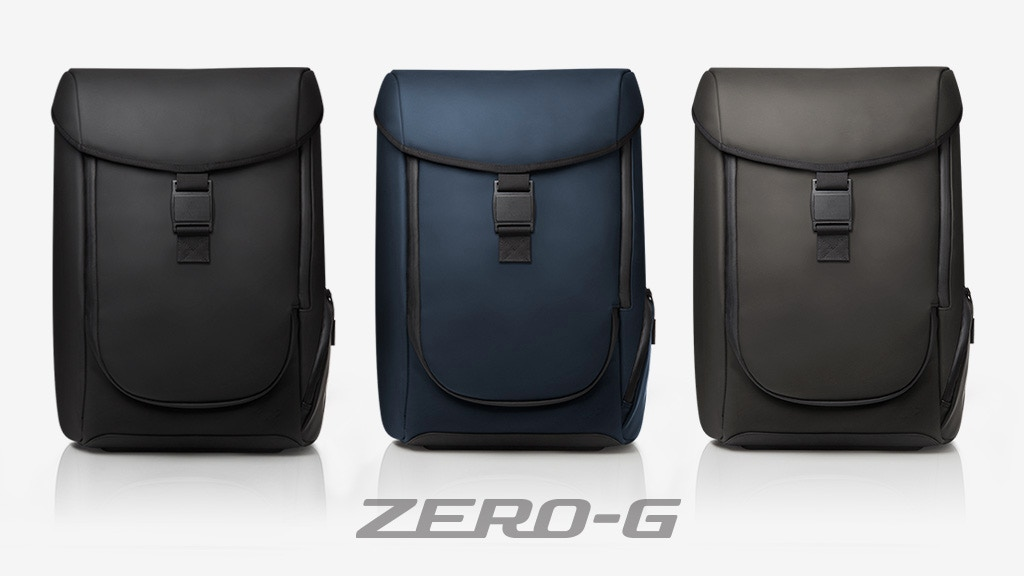 The World's First Weight-Reducing Backpack project video thumbnail