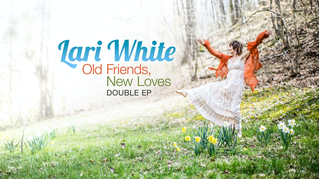 "Lari White: ""Old Friends, New Loves"" Double EP project video thumbnail"