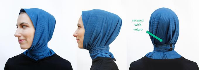 the classic hijab