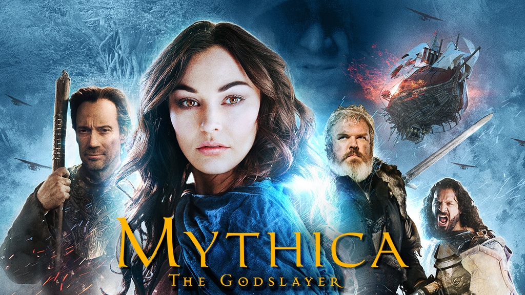 Mythica 5: The Godslayer project video thumbnail