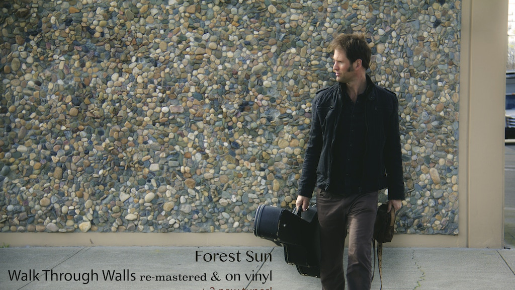 Forest Sun - new songs, remastered vinyl and more! project video thumbnail