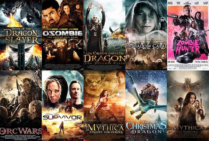 mythica the necromancer 2015 trailer