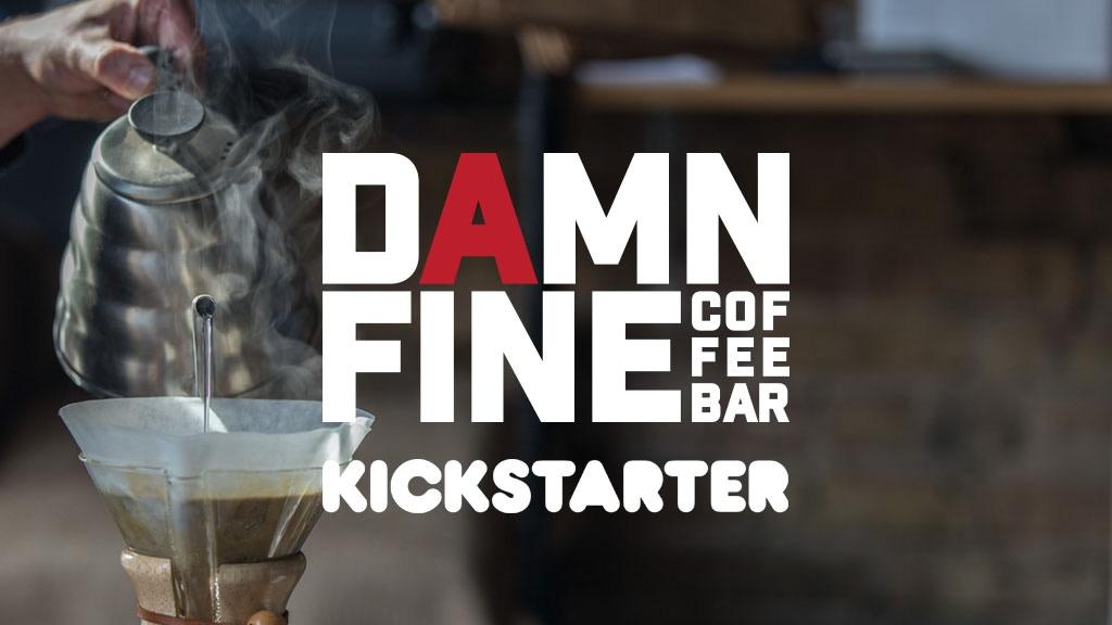 Damn Fine Coffee Bar project video thumbnail