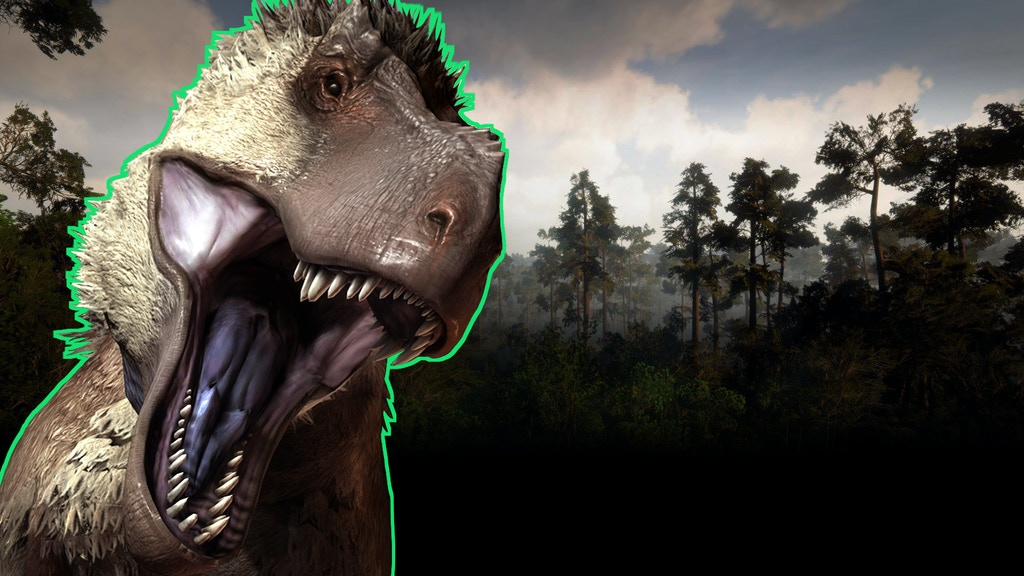 SAURIAN - An open world dinosaur survival experience project video thumbnail