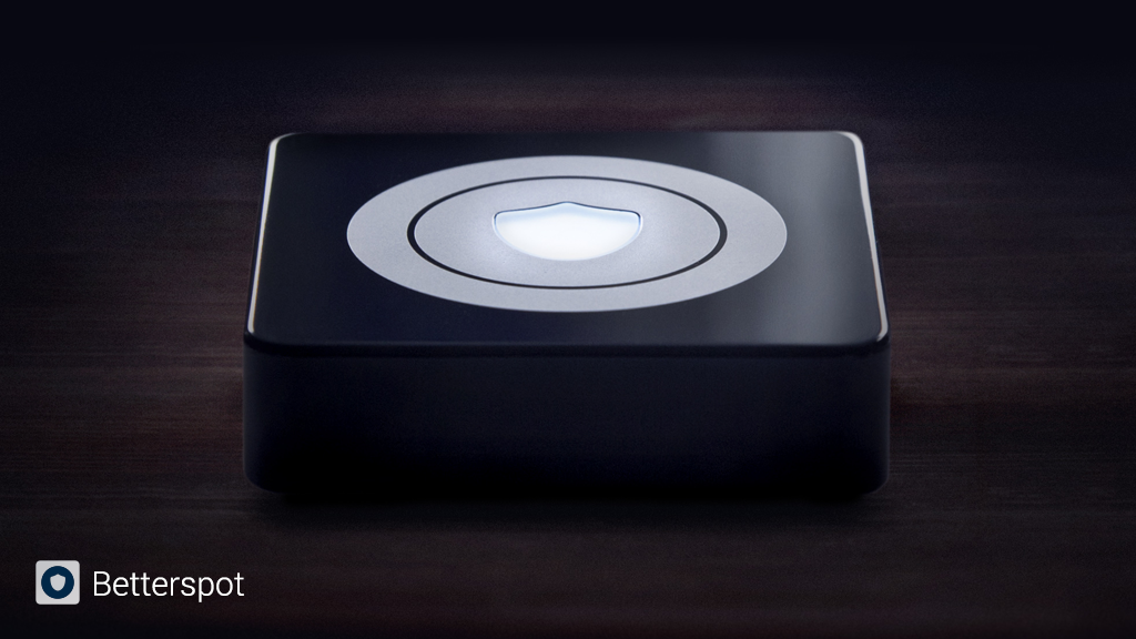 Betterspot: A VPN Router for All Devices & Platforms project video thumbnail