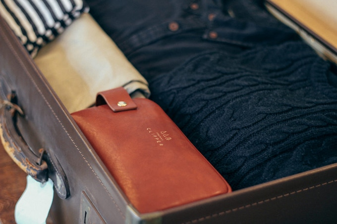 A leather that improves with every adventure.