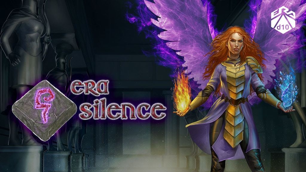 Era: Silence - A Fantasy RPG where characters may not speak! project video thumbnail