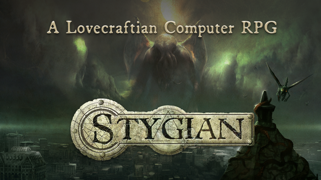 Stygian - A Lovecraftian Computer RPG project video thumbnail