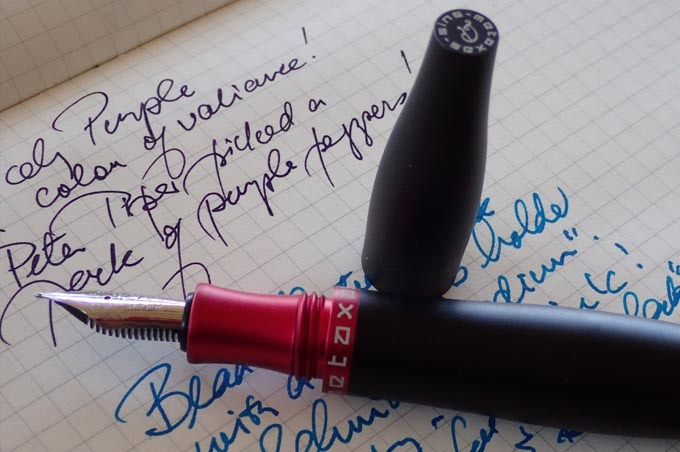 STYLOS mixed - Black-red