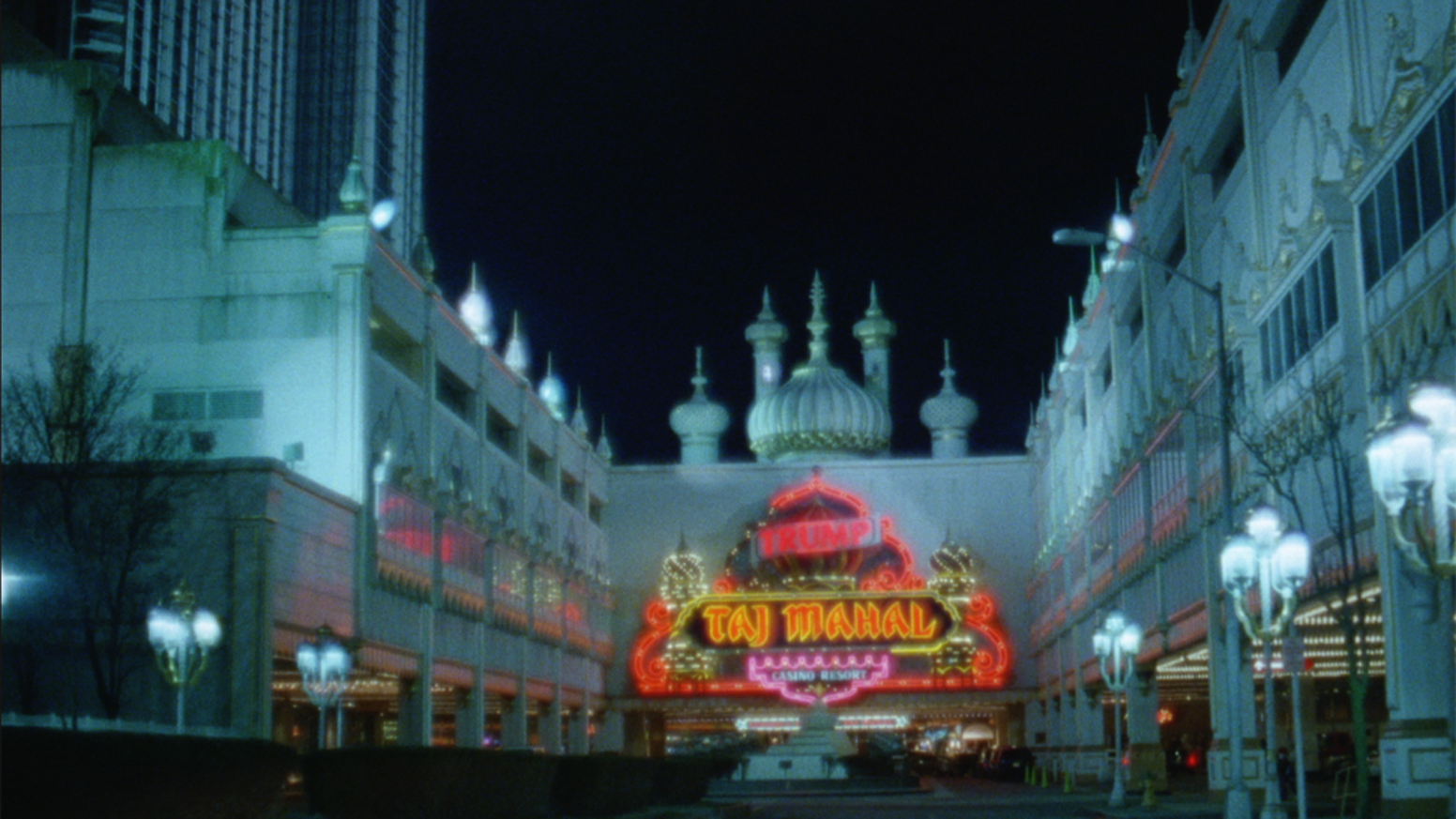 A pyramid schemer's dark night of the soul in lonely Atlantic City, starring David Warshofsky and Michael James Shaw.