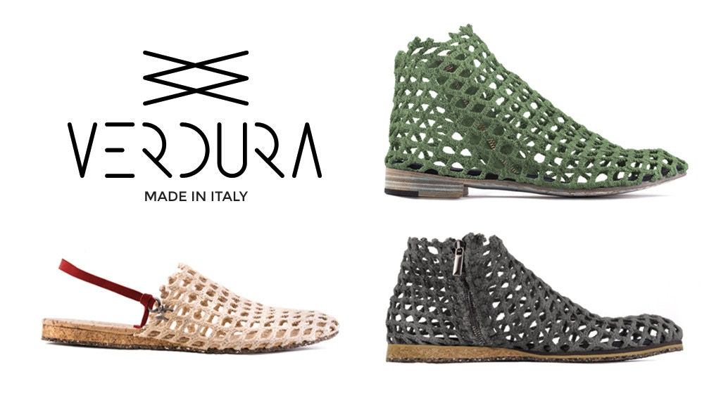 Verdura: Recycled and Eco-Friendly, Fashion Footwear project video thumbnail