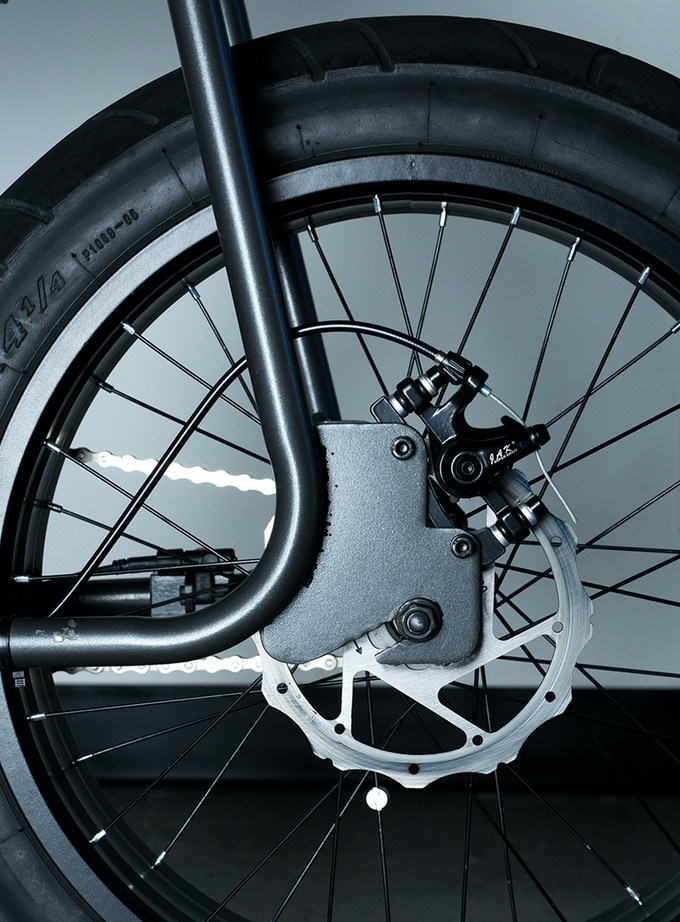 High quality Disc Brakes stop on a dime